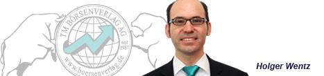 Börsenexperte und Autor Holger Wentz