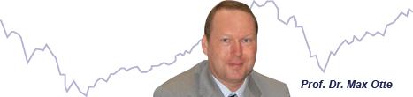 Börsenexperte, Experte und Author Prof. Dr. Max Otte
