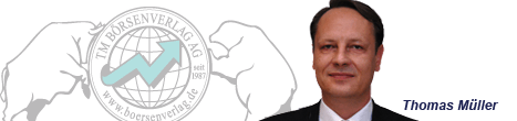 Börsenexperte, Experte und Author Thomas Müller