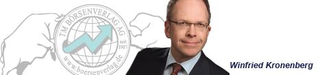 Börsenexperte, Experte und Author Winfried Kronenberg