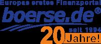 boerse.de - Europas erstes Finanzportal