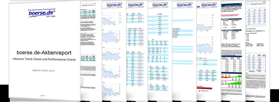 Aktienreports