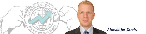 Börsenexperte und Autor Alexander Coels