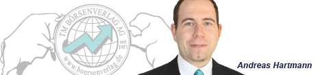 Börsenexperte und Autor Andreas Hartmann