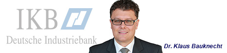 Börsenexperte und Autor Dr. Klaus Bauknecht