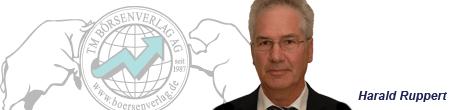 Börsenexperte und Autor Harald Ruppert
