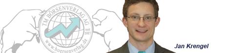 Börsenexperte und Autor Jan Krengel