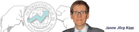 Börsenexperte und Autor Janne Jörg Kipp