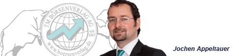 Börsenexperte und Autor Jochen Appeltauer