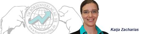 Börsenexperte und Autor Katja Zacharias