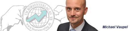 Börsenexperte und Autor Michael Vaupel
