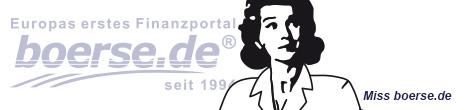 Börsenexperte und Autor Miss boerse.de