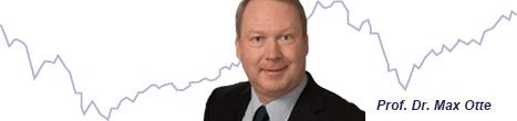 Börsenexperte und Autor Prof. Dr. Max Otte