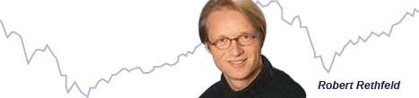 Börsenexperte und Autor Robert Rethfeld