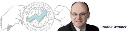 Börsenexperte und Autor Rudolf Wittmer