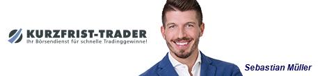 Börsenexperte und Autor Sebastian Müller
