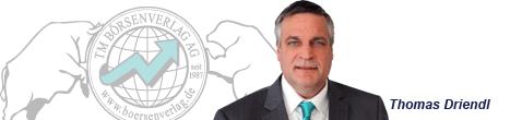 Börsenexperte und Autor Thomas Driendl