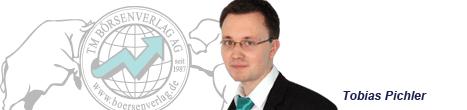 Börsenexperte und Autor Tobias Pichler