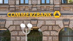 Unternehmensbild Commerzbank