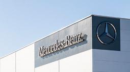 Unternehmensbild Daimler