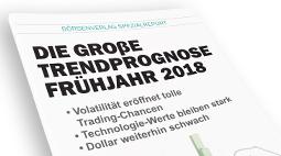 Neuer Spezialreport: Große Trendprognose Frühjahr 2018