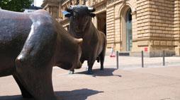 Aktien Frankfurt Schluss: Dax zollt Gewinnserie Tribut