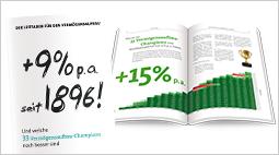 Neu: Der Leitfaden für den Vermögensaufbau