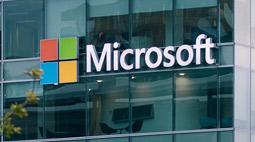 Unternehmensbild Microsoft
