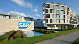Unternehmensbild SAP