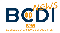 Das Vontobel-Magazin: BCDI® USA - der Champions-Index