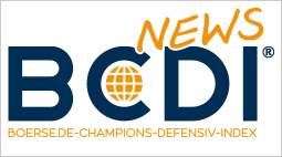 BCDI-News:<br />BCDI® markiert neue All-Time-Highs in Serie