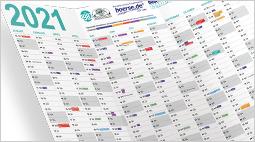 Nur noch kurze Zeit: boerse.de-Börsenkalender 2021 (DIN A1) - gratis per Post ...