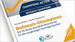 """Das Buch """"Defensiv-Champions"""" jetzt in der 7. Auflage erhältlich!"""