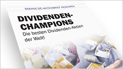 "Neu: Sonderreport ""Dividenden-Champions"""