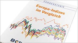 Neuer Sonderreport: Europa-Indizes im Vergleich
