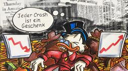 """""""Crash Geschenke 2"""" - neue Börsenkunst in der boerse.de-Edition"""