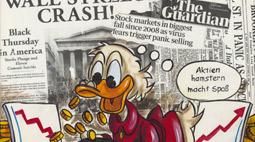 """Neue Börsenkunst in der boerse.de-Edition """"Crash-Geschenke"""""""