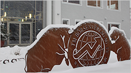 Schnee-Chaos in Rosenheim!