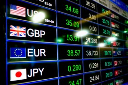 Devisen: Eurokurs bleibt unter 1,09 US-Dollar