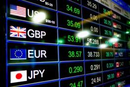 Devisen: Eurokurs leidet unter Dollar-Stärke