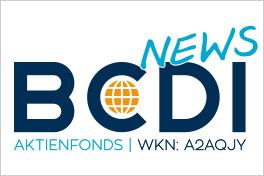 FONDS professionell ONLINE über den BCDI-Aktienfonds