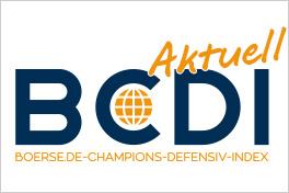 BCDI-Aktuell: Neue Tops bei Dax, Dow Jones und BCDI