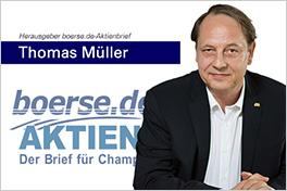 """""""Die laufende Langfrist-Hausse eröffnet überdurchschnittliche Gewinnchancen!"""""""
