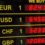 Devisen: Euro verkraftet Pfund-Absturz - Australischer Dollar legt zu