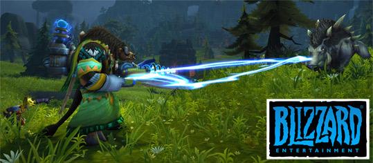 Spielszene aus World of Worcraft von Activision Blizzard.