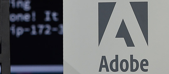 Adobe-Aktie über 20-Tage-Linie