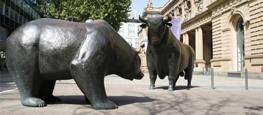 Aktien Frankfurt Ausblick: Dax setzt Erholung gemächlich fort