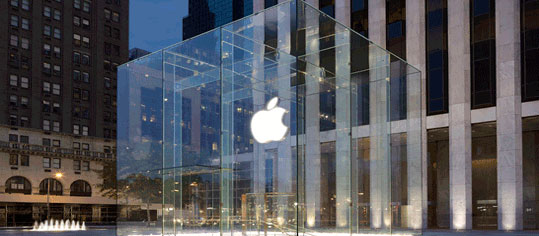 Apple-Aktie mit neuem All-Time-High
