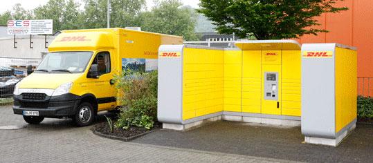 Deutsche Post-Aktie unter 20-Tage-Linie