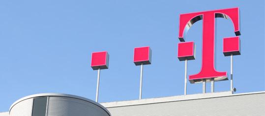 Firmenlogo der Deutschen Telekom AG